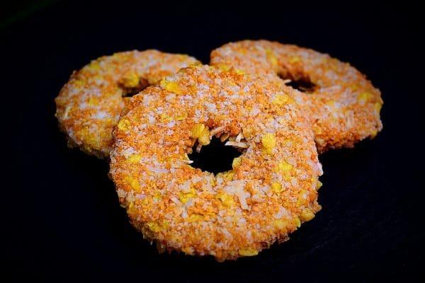 Donuts de pollo