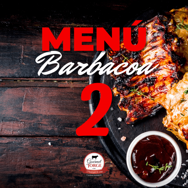 Menu Barbacoa 2